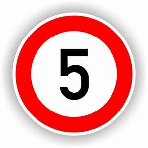 6 Km H Schild : verkehrsschilder zul ssige h chstgeschwindigkeit 5 km h ~ Jslefanu.com Haus und Dekorationen