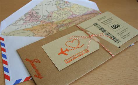 freebie diy boarding pass wedding invitation download