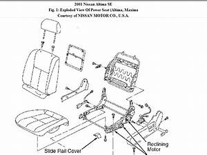 Schematics And Diagrams  How To Replace Front Power Seat