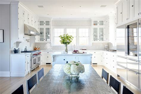 12 Luxury Allwhite Kitchens With A Tasteful Attention To