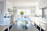 all white kitchen 12 Luxury All-white Kitchens With a Tasteful Attention to Detail | HuffPost