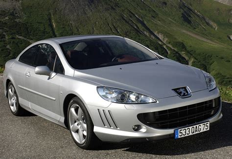 Peugeot 407 Coupe by Photo Peugeot Coupe 407 Wallpaper Peugeot Coupe 407