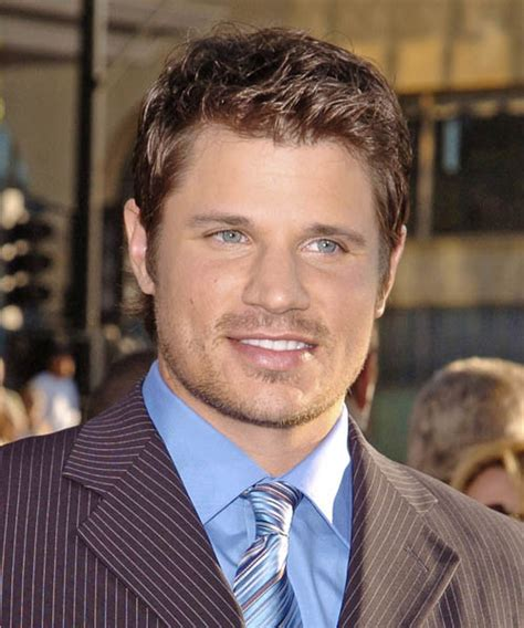 nick lachey hairstyles hair cuts  colors