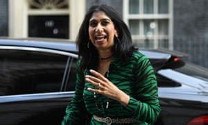 Suella Braverman – blindly in thrall to Cummings and co ...