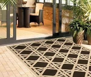6 tapis d39exterieur maison et demeure With tapis exterieur avec canapé inclinable