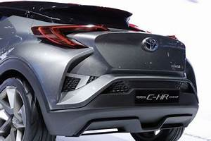 Nouvelle Toyota Chr : toyota c hr concept entre captur et qashqai l 39 argus ~ Medecine-chirurgie-esthetiques.com Avis de Voitures