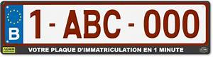 Numéro De Plaque D Immatriculation : gravures de plaques et cachets ixelles adam serrurier bruxelles ~ Maxctalentgroup.com Avis de Voitures