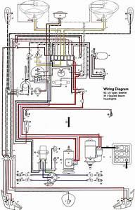 73 Vw Bug Ignition Wiring Diagram