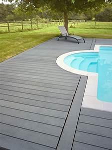 Lame De Terrasse Composite : lame de terrasse bois composite bal ares lames de ~ Melissatoandfro.com Idées de Décoration
