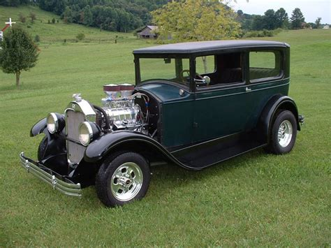 1928 Buick Sedan With Blown Sbc $18,000 Pirate4x4com