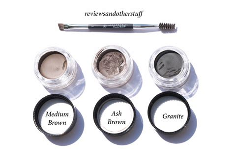 One ardell lover said, ahh if you're looking for an anastasia beverly hills eyebrow pomade for a. Anastasia Beverly Hills Dipbrow Pomade Review