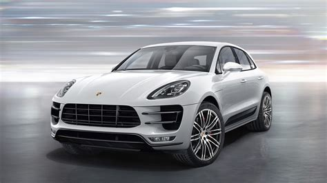 Macan Turbo 2016