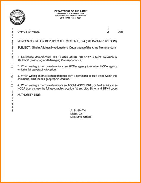 army memo template 11 memorandum for record army exle invoice exle
