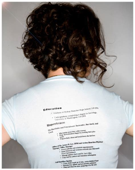 Resume T Shirt looking for a try resume t shirt fwdemails