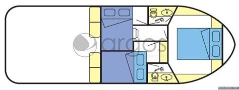 nicols sedan 1000 3 kabinen 2 wc hausboot id 3163