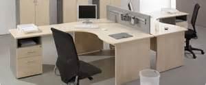 mobilier de bureau pas cher bureau droit bureau compact