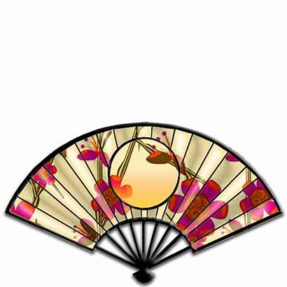 Fan Clipart Hand Clip Paper Japanese Pink
