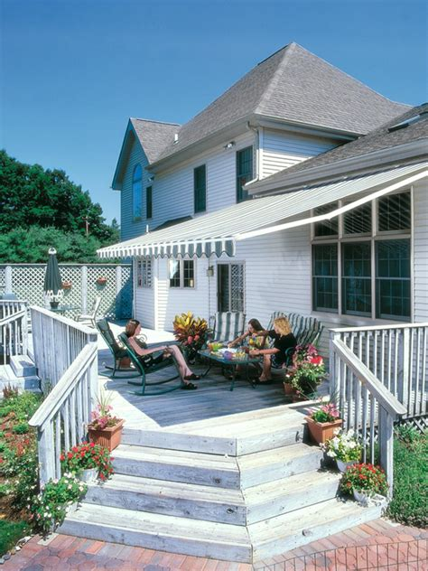 deck stairs  steps hgtv