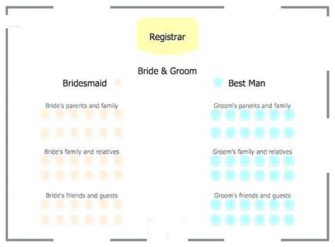wedding ceremony seating chart newscellar info