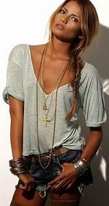 Bijoux Pour Cheveux : quels bijoux et accessoires pour cheveux longs ~ Melissatoandfro.com Idées de Décoration