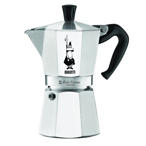 Instantly timeless, this moka espresso maker is a modern reimaging of the original moka express designed by alfonso bialetti in the 1930s which has become. Bialetti Moka Express 6 Cup Stovetop Espresso Maker - Espresso Planet - Espresso Planet Canada
