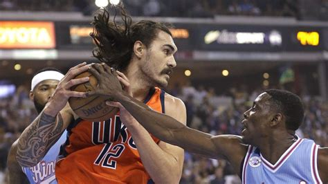 You can't help but love Steven Adams, breakout star of the ...