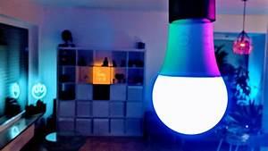 Aldi Farbe Test : tint m ller licht smarte aldi leuchte im test techstage ~ A.2002-acura-tl-radio.info Haus und Dekorationen