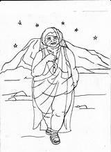 Coloring Oracle Coloringbook Tea Acheulian Queen sketch template