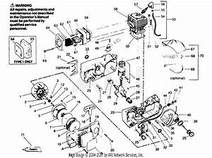 Poulan 3400 Gas Saw Parts Diagram For Engine Assembly