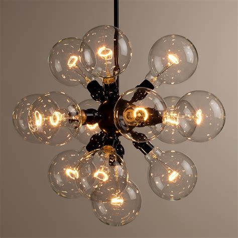 chandelier extraordinary bulb chandelier ideas cool bulb