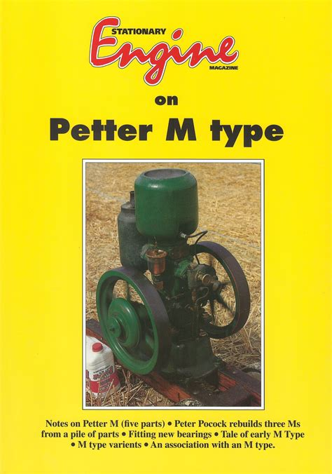 petter  type engines