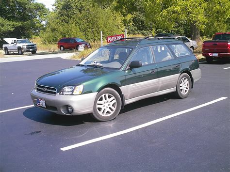 2000 subaru outback do i have a limited slip differential subaru outback