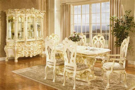 french provincial dining  baroque dining tables