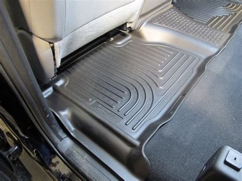 Husky Liner Floor Mats For Toyota Tundra by 2011 Toyota Tundra Floor Mats Husky Liners