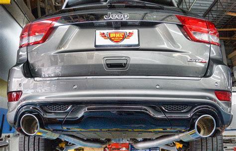 srt8 jeep exhaust 2012 jeep grand cherokee srt8 borla atak exhaust mr