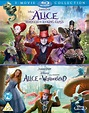 Alice Through the Looking Glass/Alice In Wonderland Double ...