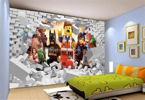 lego avengers wallpaper  walls wall mural cartoon