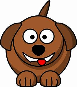 Image Gallery laughing dog clip art