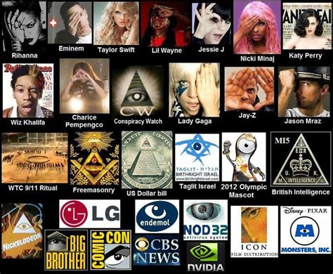 Illuminati Symbology Pop Culture Will Teach Them For Certain Quot Satan Cry