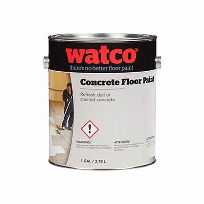 Paint Floor Concrete Watco Industrial Paints Coating