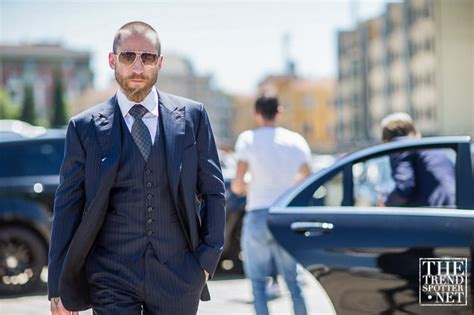 The Best Street Style From Milan Men's Fashion Week Ss17