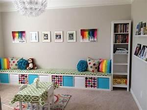 Buntes kinderzimmer einrichten ideen und beispiele for Kinderzimmer einrichten beispiele