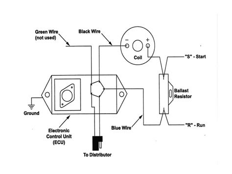 dodge electronic ignition wiring diagram wiring forums