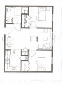 large house floor plans 2 bedroom apartment the gardens assisted living at jefferson