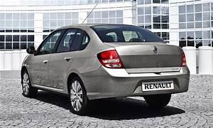 Proje U00c7 U00c3o  Renault Symbol 2011