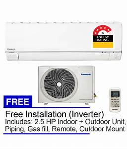 Panasonic 2 5hp Inverter Air Conditioner Cs
