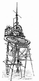 Muir John Sketch Boyhood Story Barometer Youth Desk Clock Template Wooden Templates Writings Drawing Lobby Exhibit Wisconsin Am sketch template