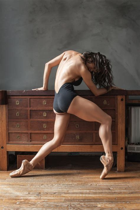 Misty Copeland Sexy Photos Thefappening
