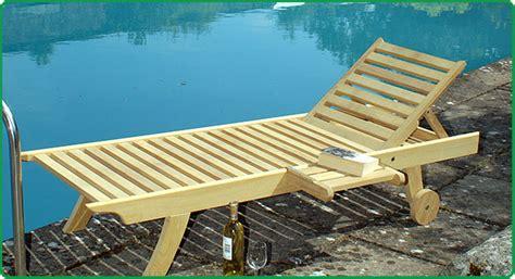 sun lounger mccalls woodworking furniture