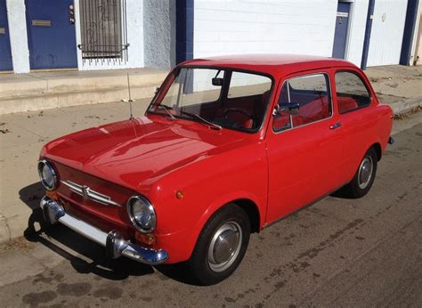 Fiat 850 For Sale by 1968 Fiat 850 Sport Sedan For Sale On Bat Auctions